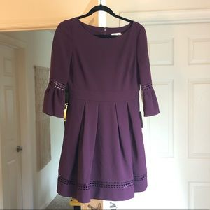 Dresses & Skirts - 3/4 Sleeve A-Line Dress